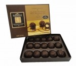 Dark Chocolate Covered Whole Macadamia Nuts 15 pc