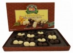 Dole Pineapple Flavored White & Milk Chocolate Macadamia Nuts