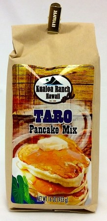 Kualoa Ranch Taro Pancake Mix