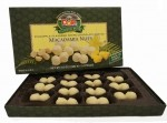 Dole Pineapple Flavored White Chocolate Coated Macadamia Nuts